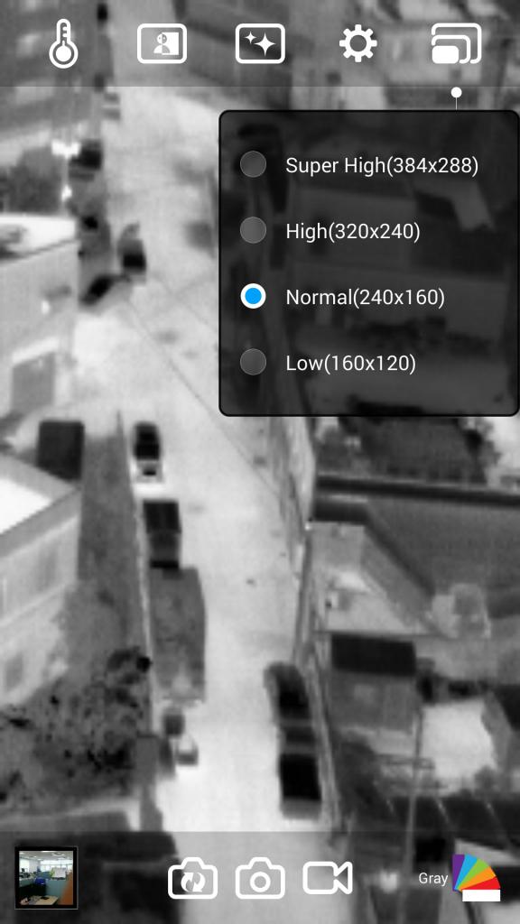 smartphone thermal camera