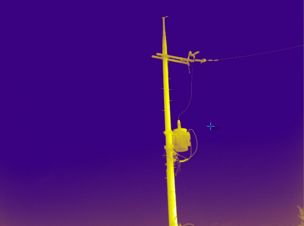 infrared camera android