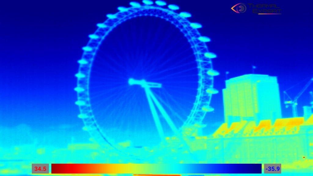 thermal infrared camera